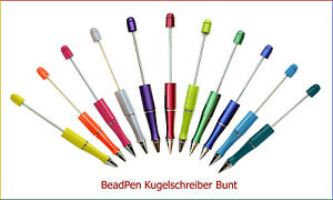 TOP-Angebot-BeadPen-KUGELSCHREIBER-Bunt-11-Farben-lieferbar