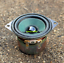"2pcs 2/""inch 4ohm 12W full range speaker Loudspeaker Car audio Tweeter 89dB"