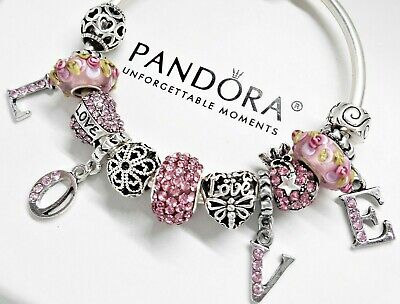 How Much Does Pandora Charm Bracelet Cost