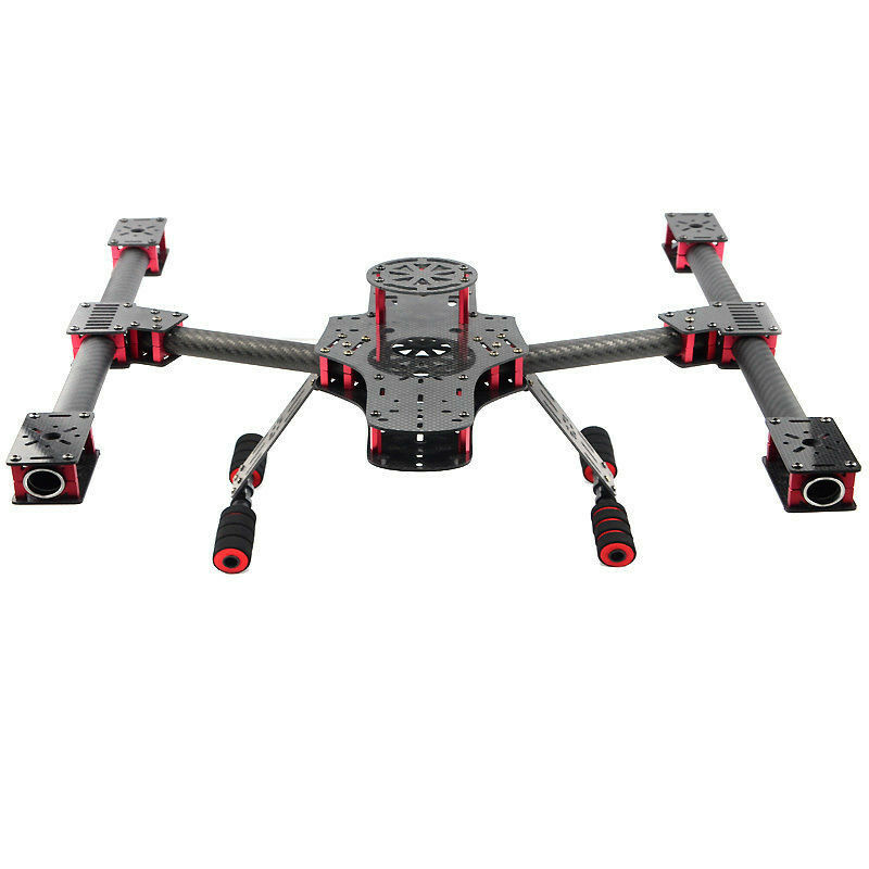 Da-500 wenig begeistern kohlefaser - alien multicopter 500 quadcopter rahmen kit