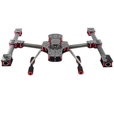 DA-500 Little Inspire Carbon Fiber Alien Multicopter 500mm Quadcopter Frame KIT