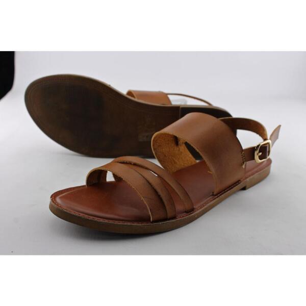ef8c7425326 Madden Girl Benniee Women US 7.5 Tan Slingback Sandal Pre Owned 1930 ...