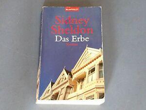 Blanvalet – Sidney Sheldon: Das Erbe - <span itemprop=availableAtOrFrom>Dauchingen, Deutschland</span> - Blanvalet – Sidney Sheldon: Das Erbe - Dauchingen, Deutschland