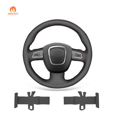 Black Steering Wheel Paddle Car Steering Wheel Shift Paddle Shifter for Audi A5 S 3 S5 S6 SQ5 RS3 RS6 RS7 Aramox Steering Wheel Paddle Shifter