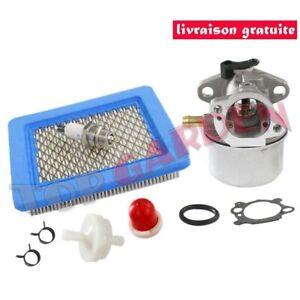 Carburateur-et-Filtre-a-Air-pour-Briggs-amp-Stratton-799868-694202-693909-692648