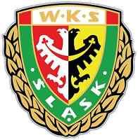 """WKS Slask Wroclaw FC Poland Football Soccer Car Bumper Sticker Decal 4""""X5"""""""