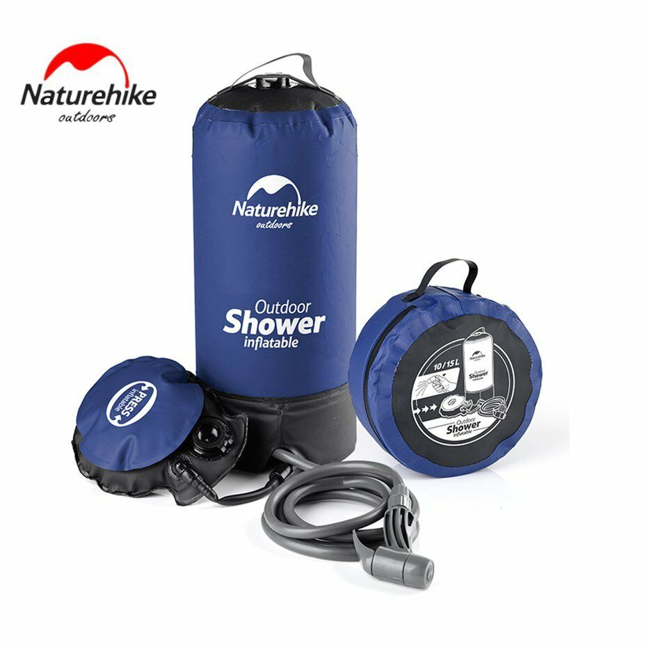Outdoor Shower Bag Portable Water Storage Bag Litre for Camping N  | Fierce Kaufen