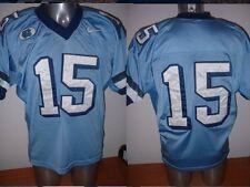 NORTH Carolina University catrame tacchi UNC NIKE JERSEY Player XL Shirt CALCIO 15