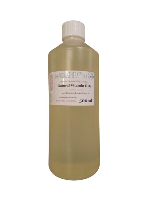 Vitamin E Oil  500ml