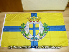 Fahnen Flagge Italien Parma Digitaldruck - 90 x 150 cm