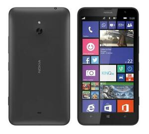 Nokia Lumia 1320 Schwarz LTE 4G XL Groß Windows Phone Phablet 15,24cm (6,0 Zoll)