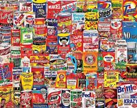 White Mountain Puzzles Wacky Packages - 1000 Piece Jigsaw Puzzle , New, Free Shi on Sale