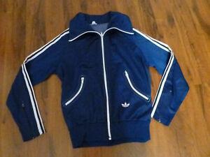 Glanzjacke GrcaS Trainingsjacke Details zu Adidas vintage Original oldschool QxBhrtsdCo