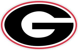 Georgia-Bulldogs-Decal-Car-Vinyl-Sticker-Wall-Graphics-Cornholes-Any-Size