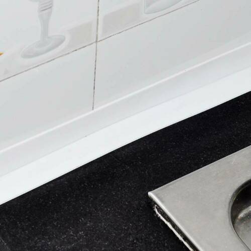 Caulk Strip PVC Self Adhesive Tape Caulking Sealing Tape for Kitchen Bathtub