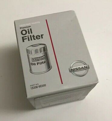 Genuine Nissan Infiniti OEM Oil Filter 15208-65F0E /& 11026-JA00A IN STOCK READY!