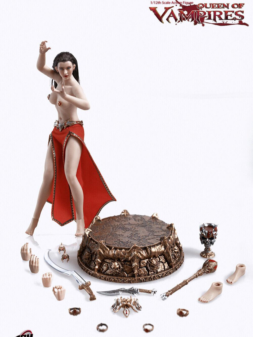 En Stock 1 12 escala Tbleague PL2019-142 Reina De Vampiros Figura De Acción