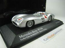 MERCEDES BENZ W196 GP ITALY 1954 J.M FANGIO 1/43 MINICHAMPS