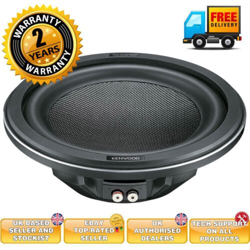 """Subwoofer superficial 12/"""" Para Subwoofer superficial SUB caja y UNDERSEAT Kenwood Sub"""