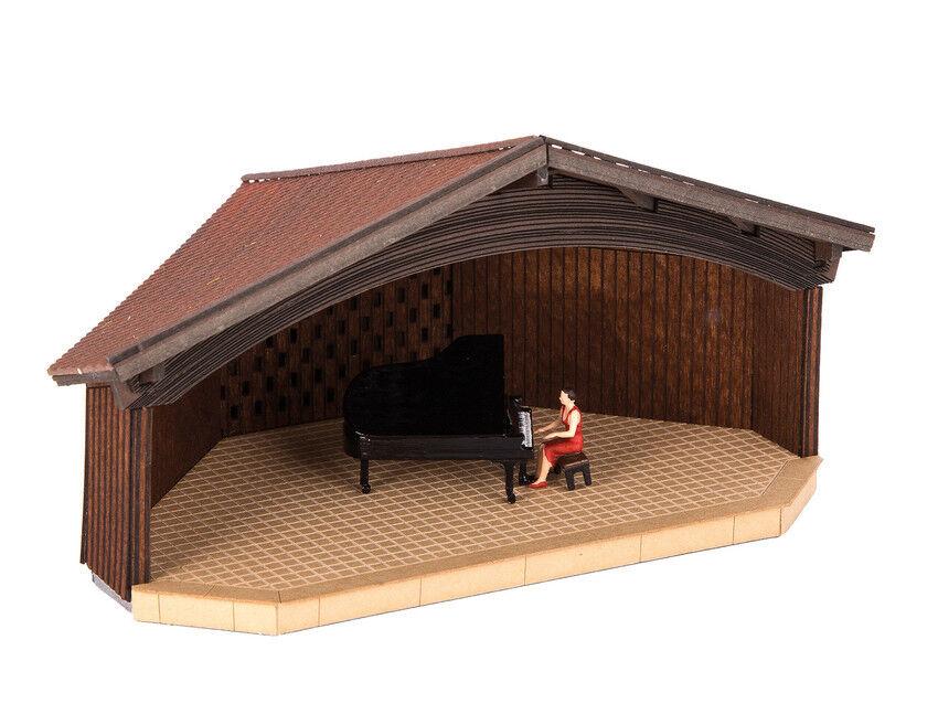 Aún h0 66827 láser cut kit kurkonzert con micro-Sound juego de piano