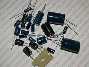 Kortek KT-2914F KT-2114F Kortek Cap Kit Get Well Kit Arcade Monitor Repair