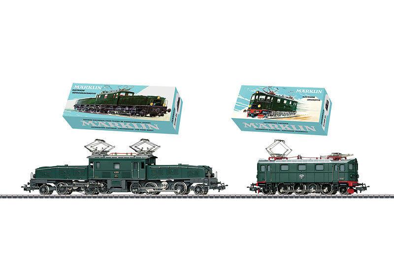 Märklin 31100 E-Lok-double  boîte série Da série ce 6 8 III MFX métal  neu OVP    prix le moins cher