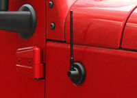 7'' Antenna Black Fit Jeep Wrangler Jk Rubicon Unlimited Willys Sahara 2/4 Door