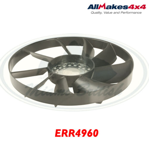 LAND ROVER COOLING FAN BLADE DISCOVERY 2 II RANGE P38 95-02 ERR4960 ALLMAKES4x4