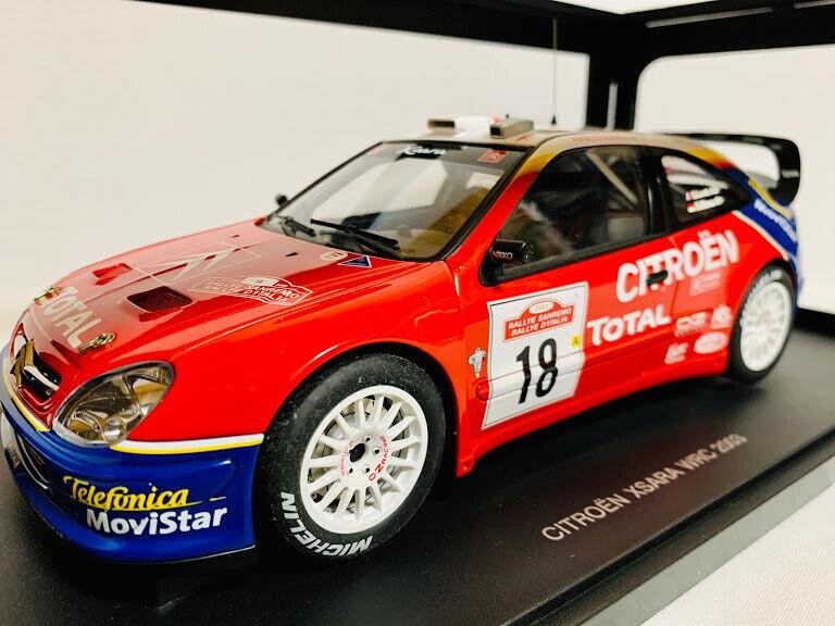 Car Art 1 18 Citroen XSARA WRC 2003   18