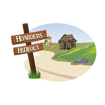 Hoarder's Hideout
