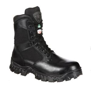 Rocky-6269-Alphaforce-Mens-Black-Waterproof-Composite-Toe-Boots