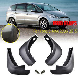 For-Ford-S-Max-2006-2015-Mudguards-Splash-Guards-Mud-Flaps-Mudflaps