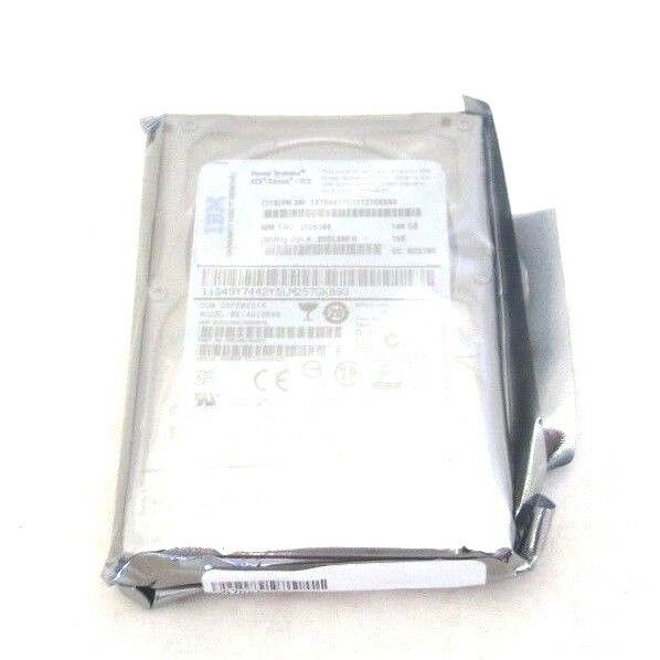 "Toshiba IBM 00E6169 MK1401GRRB 146GB 2.5"" SAS 2 Enterprise Hard Drive BB2"