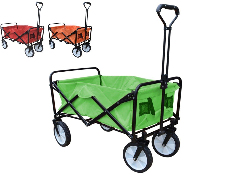 MOON Cocherello Cocheretto pieghevole per il trasporto giardino giardinaggio da x