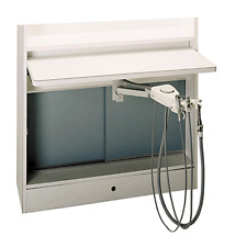 Beaverstate Dental Cabinet Mount Rear Delivery Asst's Swivel Vac Sys, A-5150