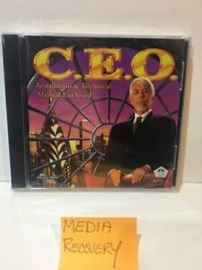 C-E-O-PC-CD-ROM