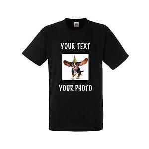 La-tua-immagine-foto-qui-CUSTOM-Maglietta-Stampa-Personalizzata-Stag-Hen-Party
