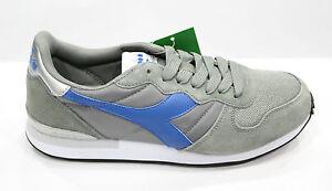 Scarpe Diadora Camaro C5416 Shoes Sneakers Basse Unisex Grigio
