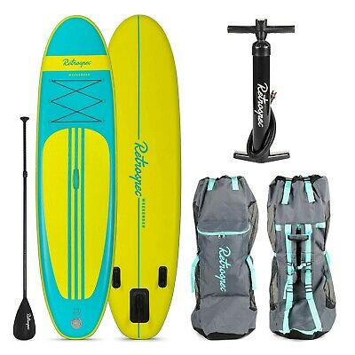 Ten Toes The Weekender Inflatable Stand Up Paddle Board SUP 2018 (Marine)