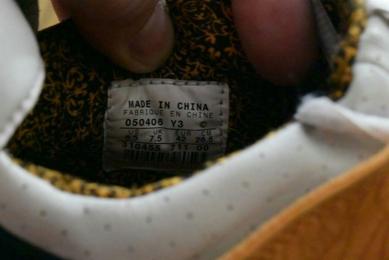 e3f86ae4d75253 ... Nike Air Jordan XX 20 Chutney 2005 2005 2005 OG East Coast   310455-