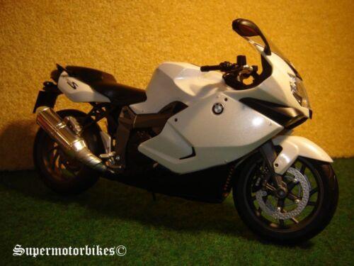 1:10 bmw k 1300 s Weiss 2009-2012//02353