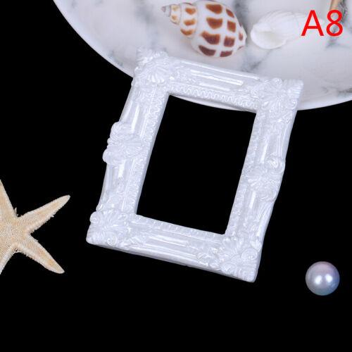 Dollhouse Miniature Art Picture Photo Painting Frame Home Decor ~ CO@M