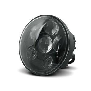 led scheinwerfer 5 3 4 f r harley sportster 1200 roadster. Black Bedroom Furniture Sets. Home Design Ideas