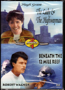 The Lady & The Highwayman / Beneath The 12 Mile Reef (DVD, 2004) - NEW/SEALED
