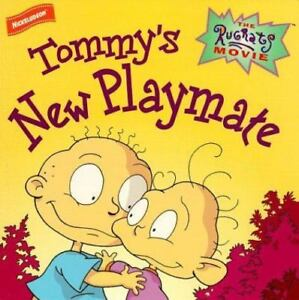 Rugrats: The Rugrats Movie Tommys New Playmate by Luke David (1998,  Paperback)
