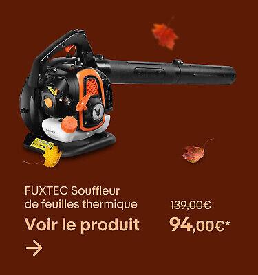 FUXTEC Souffleur de feuilles thermique