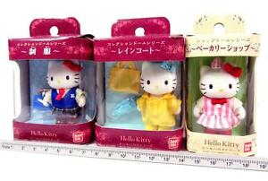 Hello Kitty Little berry collection doll three-piece set