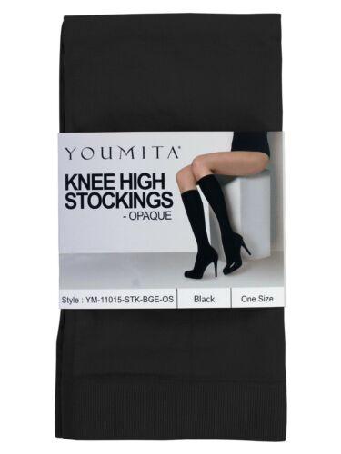 WOMEN/'S Opaque LEGWEAR for Everyday NYLON AND LYCRA MEDIAS MADE IN KOREA SHAPE