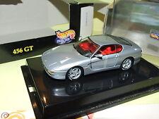 FERRARI 456 GT Gris HOTWHEELS MATTEL