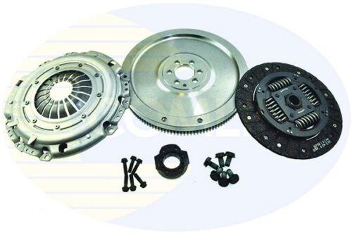 5 YEAR WARRANTY Comline Solid Mass Flywheel Clutch Kit Conversion ECK228F